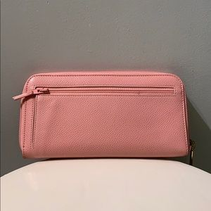 CHANEL Bags - Chanel caviar wallet in PINK.